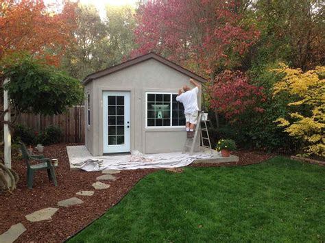 Storage Shed Business by Tuff Shed To Business With This Backyard Office