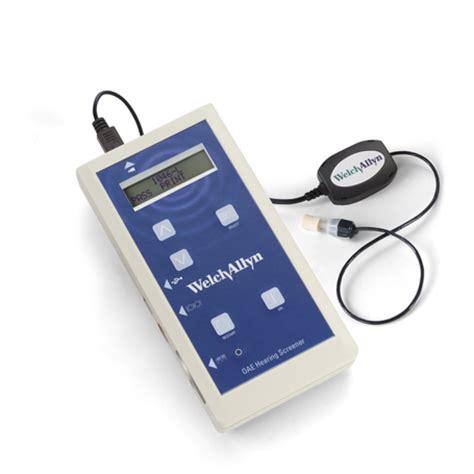 oae hearing screener