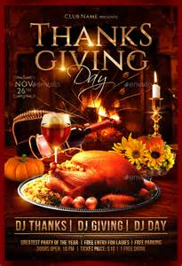Thanksgiving Flyer Template Free by 18 Thanksgiving Flyers Free Psd Ai Eps Format
