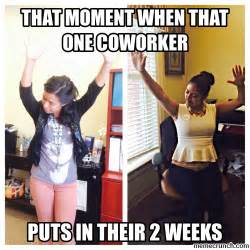 Crazy Coworker Meme - trending co worker meme