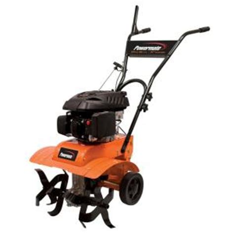 tiller home depot 28 images powermate 11 in 139cc 4