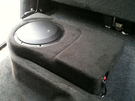 Ram Besi Box Speaker Dodge Ram Underseat Sub Box Yelp