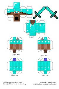 free coloring pages minecraft foldable