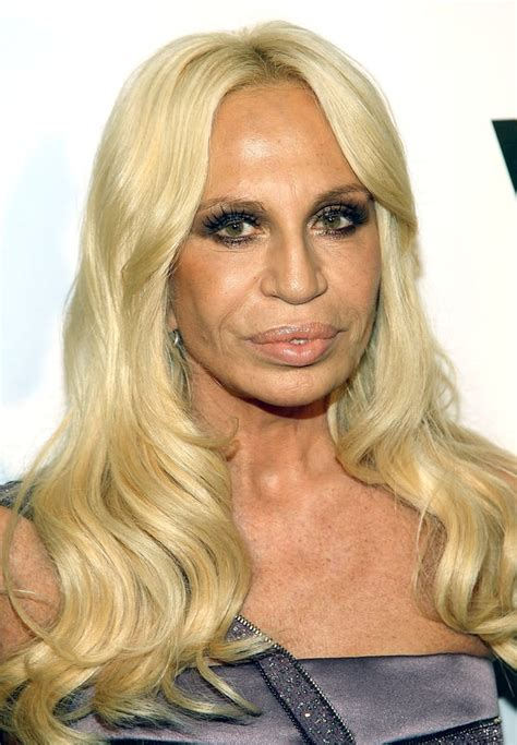 donatella versace plastic surgery nightmares us weekly