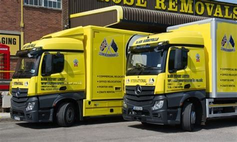 Part Load Removals by Part Load Removals Groupage Exeter Uk