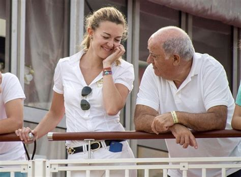 amacio ortega worth 79 5 billion founder of zara amancio ortega