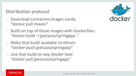 docker distribution tutorial making devops secure with docker on solaris oracle open