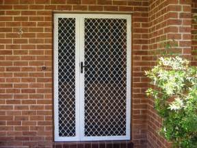 Door Grill Design by Security Doors Security Door Grill Designs