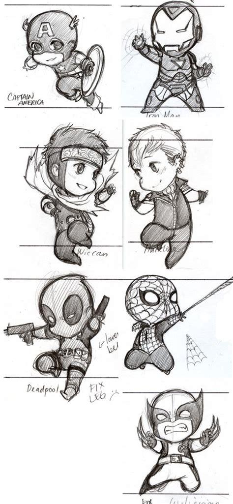 Comics book cute superhero drawing comic drawing marvel superhero