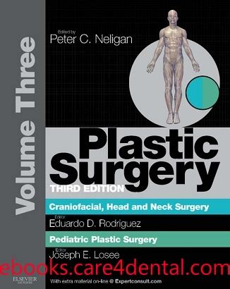 plastic and cosmetic surgery classic reprint books plastic surgery 3rd edition volume 3 craniofacial