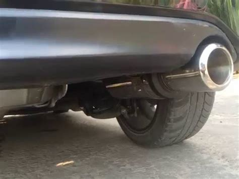 Knalpot Racing Mobil Hks Hi Power Pelangi honda jazz adr exhaust gk5 downpipe frontpipe reson doovi