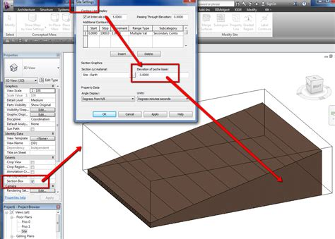 revit pattern line thickness revitcity com topo thickness issue in 3d view