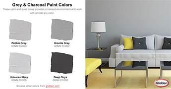 what colors make grey paint grey charcoal paint colors