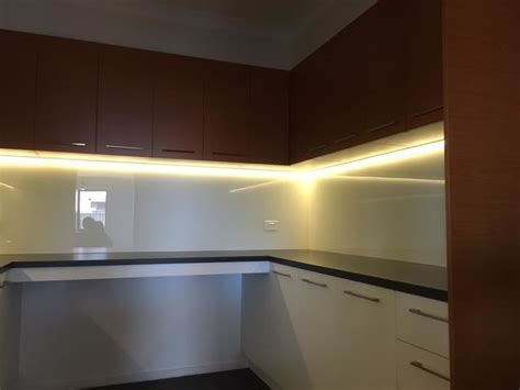 modern kitchen splashback butlers pantry splashbacks modern kitchen geelong