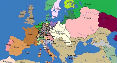 russia map of europe 2035 lithuanian russia europe 1660 by randaglar on deviantart