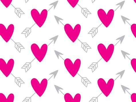 valentines day pattern s day pattern by mcmillianco dribbble