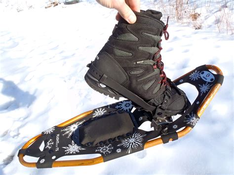 how to the right snowshoes for you