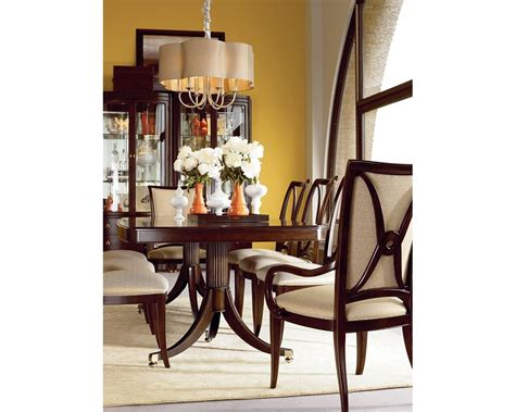 double pedestal dining room table double pedestal dining table dining room furniture