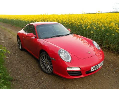 porsche dark red porsche 911 carrera used 997 long term test review 2015
