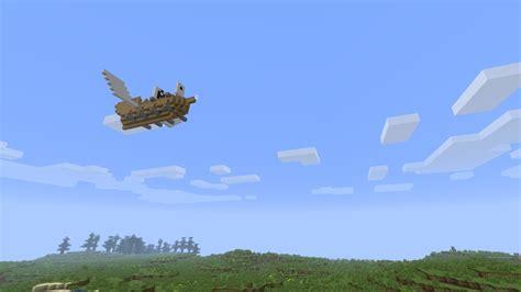 flying boat minecraft flying boat minecraft project