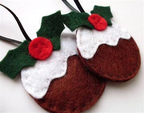 templates for felt christmas decorations 30 wonderful diy felt ornaments for christmas
