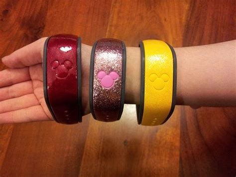 decorate magic bands five ways to personalize your magic band disney dining