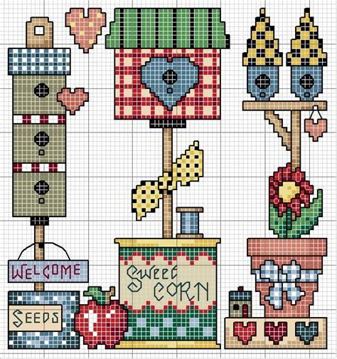 guid pattern xsd schema punto croce casa uccellino bello 3 cross stitch