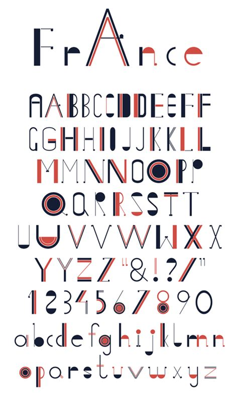 13 unique fonts designs images creative fonts free