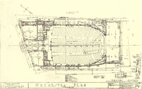orchestra floor plan state theatre in middletown ny cinema treasures