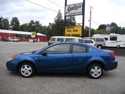 saturn ion 2006 mpg sell used 2006 saturn ion 2 4 door coupe onstar ac stereo