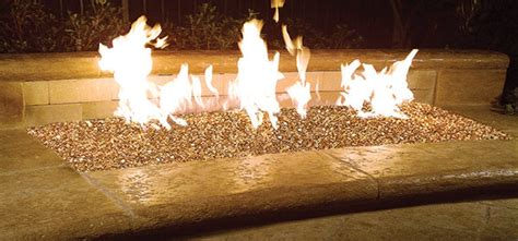 glass firepits pit glass rocks pit glass for your pit or