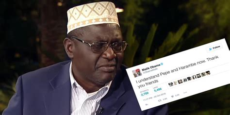 In Praise of Malik Obama, The Best 2016 Election Tweeter