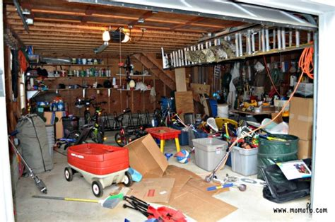 How To Clean Out The Garage by The Great Garage Clean Out Challenge