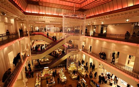 home design store paris world s most spectacular department stores travel leisure