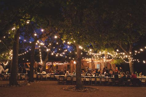 Outdoor Wedding String Lights Diy Ranch Wedding Jenn Green Wedding Shoes Wedding Wedding Trends For