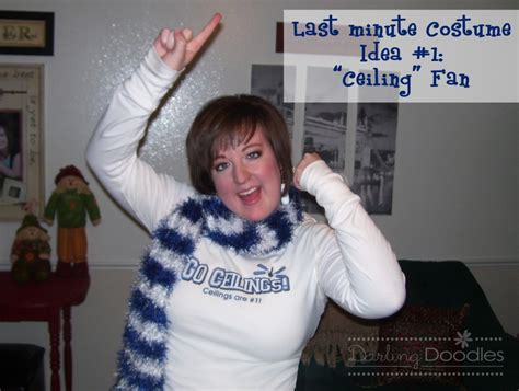 Ceiling Fan Costume by Plenty Of Punny Costumes Creative Gift Ideas