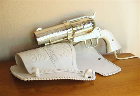 Hair Dryer Revolver vintage 357 magnum hair dryer made by jerdon by