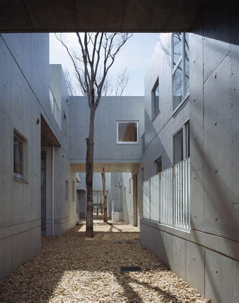 Japanese House Floor Plan Chiba Manabu Architects Stitch Japan