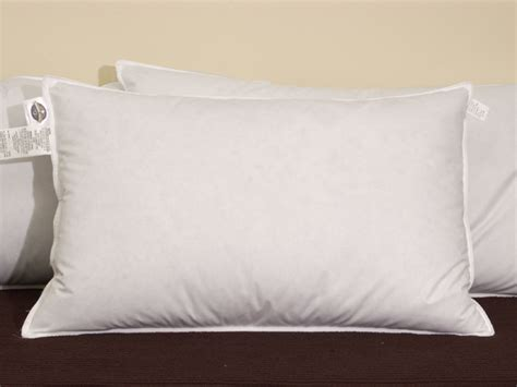 Marriott Feather Pillows by Pacific Coast Surround Pillow As Featured In