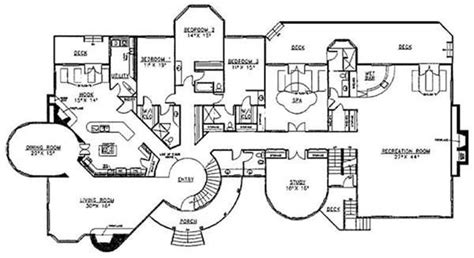 luxury modern house floor plans modern mansion house plans new luxury mansions floor plans