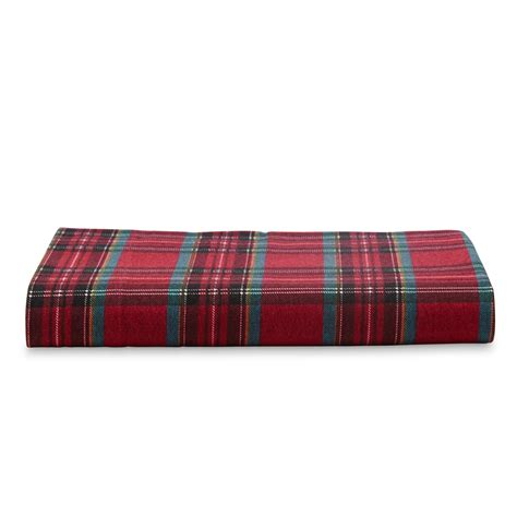 flannel bed sheets cannon flannel sheet set plaid home bed bath