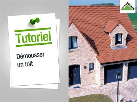 Comment Demousser Une Toiture 2809 by Toiture Charpente Et Bardage Leroy Merlin