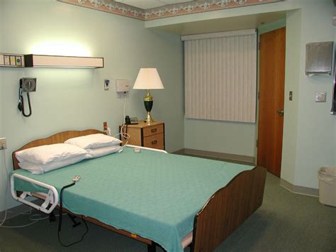 hospital room pictures itasca construction associates