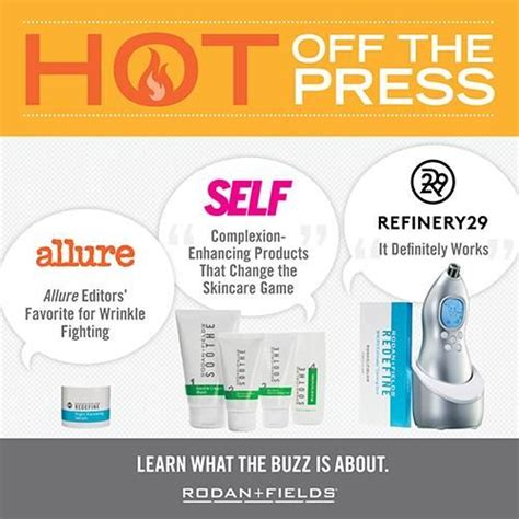 23 best rodan fields media coverage images on pinterest 22 best images about rodan fields media coverage on