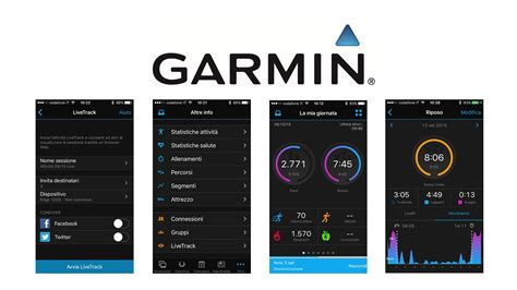 connect mobile nuova app garmin connect mobile tech cycling