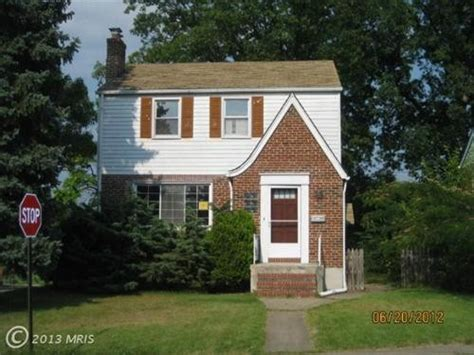 6135 marglenn ave baltimore maryland 21206 foreclosed