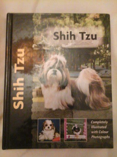 shih tzu books shih tzu book for sale in dunboyne meath from coyacos
