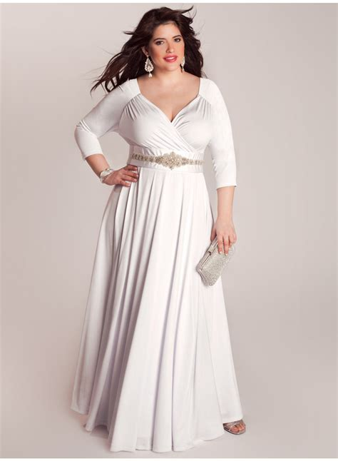 Would You Wear A Wedding Dress by Plus Size Wedding Dresses