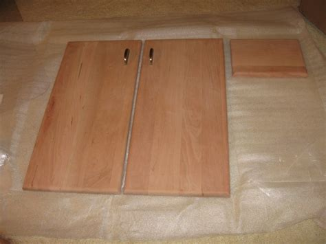 Solid Wood Slab Cabinet Doors by Slab Kitchen Cabinet Doors Makes All Kinds Of Doors