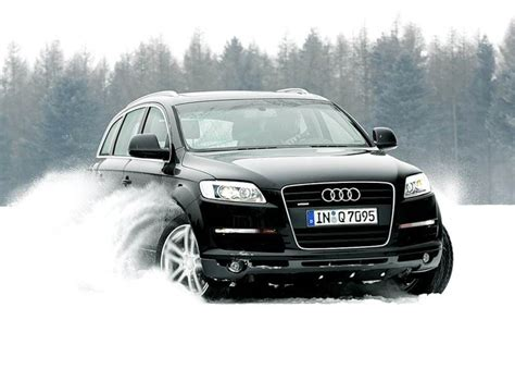 snow tires for audi a4 audi q7 winter tyres and wheels we look at the options
